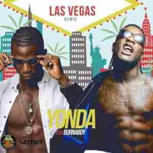 Yonda - Las Vegas (Remix) (ft. Burna Boy)